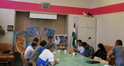 Photo: Vaasan läänin kurdien kulttuuriyhdistys ry - kokous Miratalossa 13.7.2014. - Kurdföreningens möte i Mirahuset.
