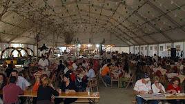 Imagen de archivo de las fiestas cuevanas.