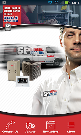 SP Heating Cooling