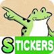 Da Choju-giga Stickers Free (app)