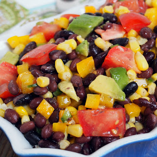 Black Bean and Corn Salad.