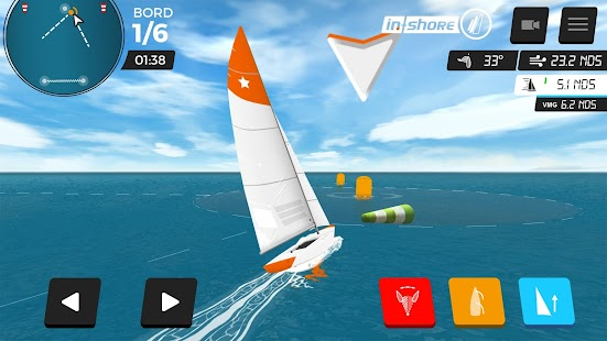 Virtual Regatta Inshore – Vignette de la capture d'écran