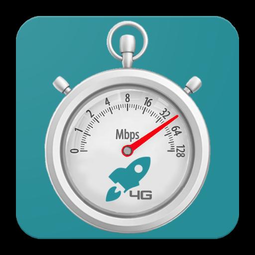 4G Speed Tester