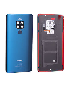 Mate 20 Back Cover Blue