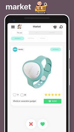 Hello Baby: Parenting app for best baby moments Screenshot