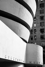 Photo: Here's a shot for #monochromemonday and shows the Guggenheim Museum in New York City. I've been a fan of the architecture of Frank Lloyd Wright for many years and it's always nice to see his work in person.  #breakfastclub curated by +Stuart Williams