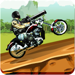 Biker Ninja:Quick Gun Escape Icon