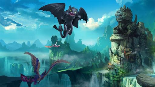 survival dragon island