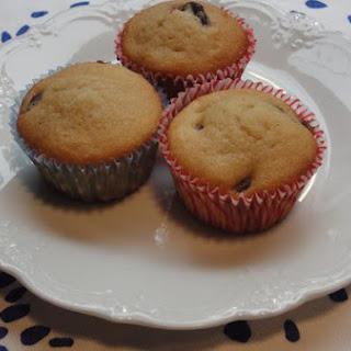 Succulent Cherry Muffins