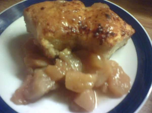 Easy Pear Cobbler Recipe