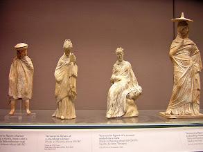 Photo: Terracotta statues