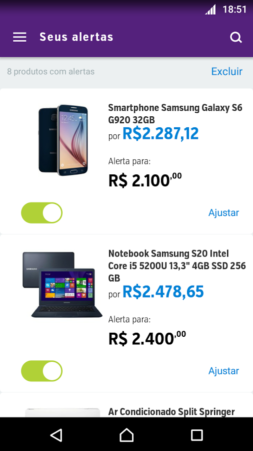Zoom - Ofertas e Descontos- screenshot