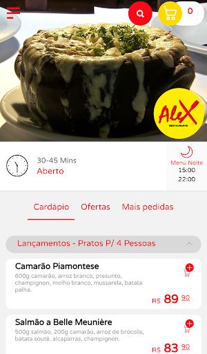 Alex Restaurante for PC
