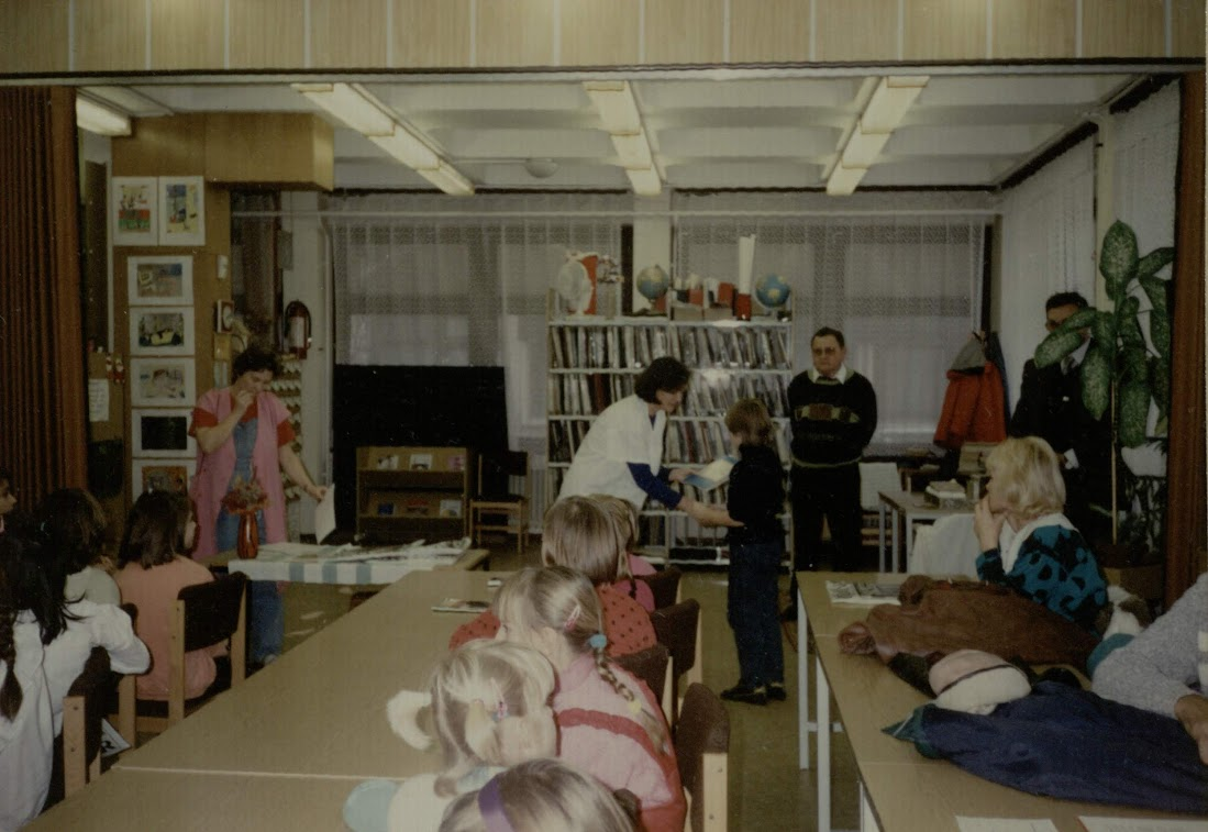 Hild Viktor Könyvtár 1993