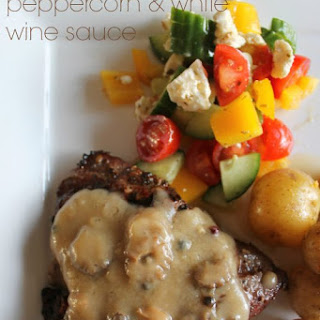 Mushroom Peppercorn Sauce Recipes.