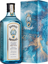 Bombay Sapphire Distilled London Dry Gin - 70cl