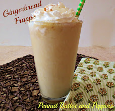 Photo: Gingerbread Frappe - A creamy, spicy frozen drink that tastes like Gingerbread Cookies.  http://www.peanutbutterandpeppers.com/2012/10/18/gingerbread-frappe/  #gingerbread   #frappuccino   #coffee   #cookies   #winter   #recipe