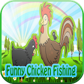 Ayam Mancing - Chicken Fishing