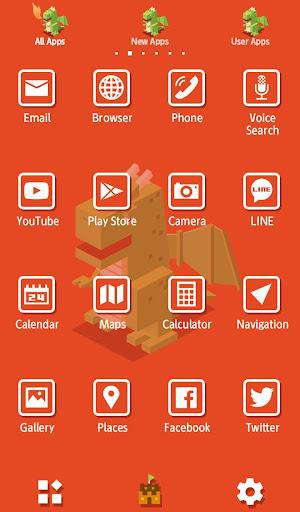 玩個人化App|壁纸·图标 像素萌龙免費|APP試玩