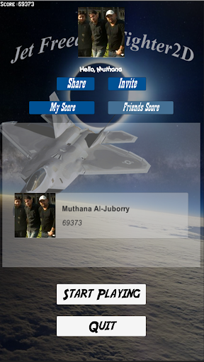 Jet Freedom Fighter