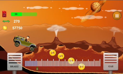 Ipin Offroad 4x4 Hill Racing 1.1 screenshots 1