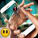 Spider Hand Funny Prank icon