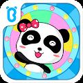 Kaleidoscope World -Panda Game