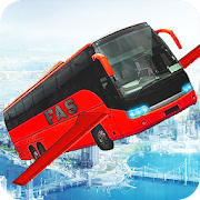 Flying Bus Simulator 2020