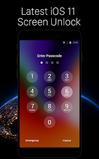 Launcher for iOS: New iPhone X ios 11 Style Theme Mod Apk