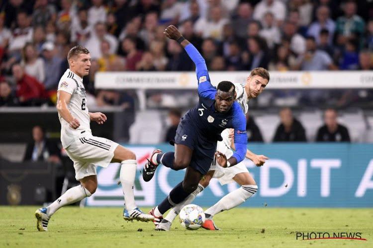 Paul Pogba s'exprime au sujet du Real Madrid