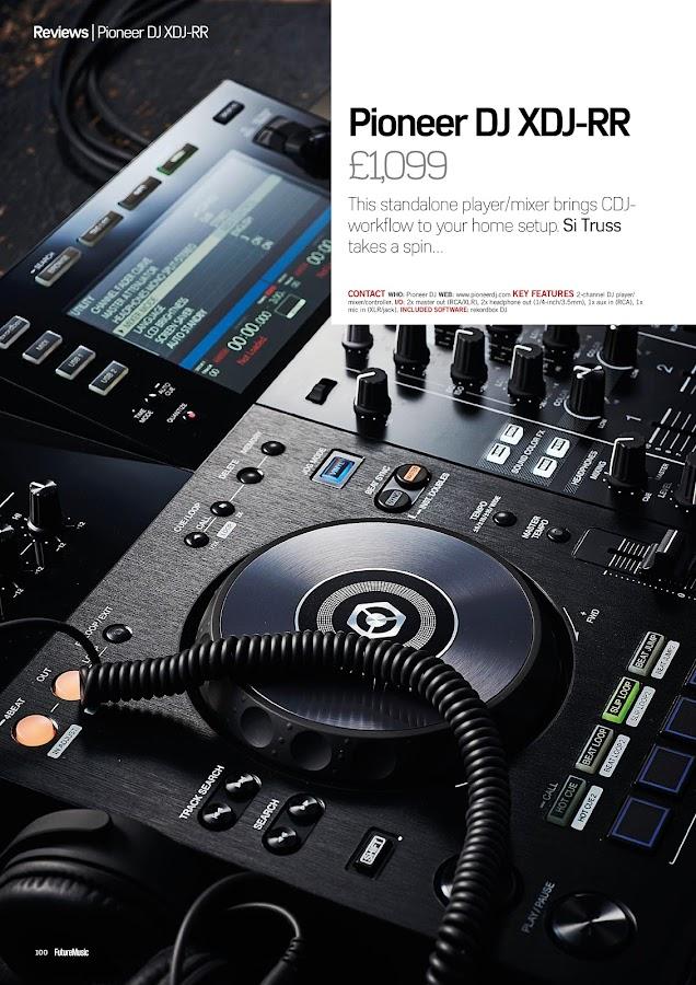 Future Music- screenshot