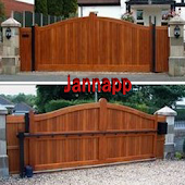 Wooden Gate Designs