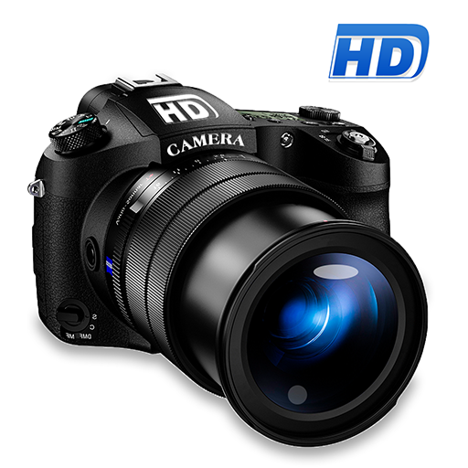 HD Camera : Zoom Effect