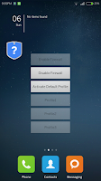 Screenshot of AFWall+ (Android Firewall +)