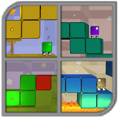 TETRA : Save the Tetras - BLOCK PUZZLE GAME