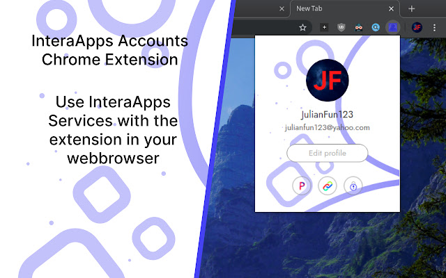 InteraApps Accounts