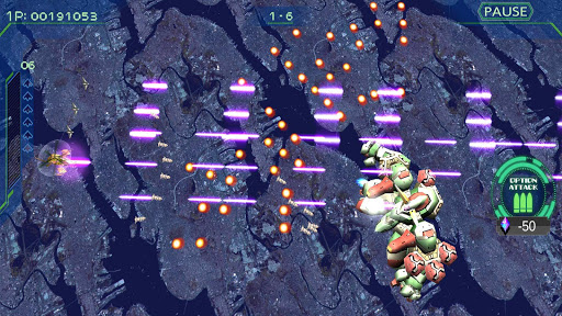 Télécharger ZERO GUNNER 2 classic mod apk screenshots 5