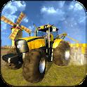 Real Farmer Tractor Sim 2016 icon