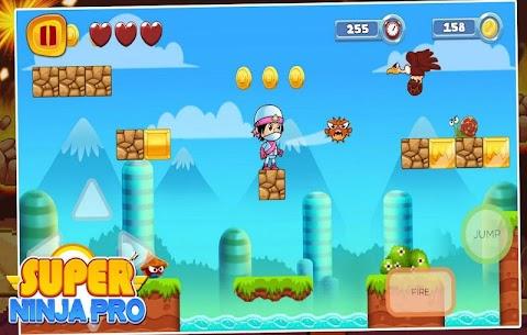 Super Ninja PRO – Jungle Adventure Games 2020 1.0 Android Mod APK 3