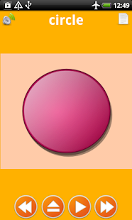 Colors and Shapes for Kids app free Preschool