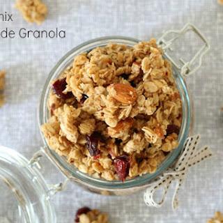 Homemade Granola With Brown Sugar Recipes