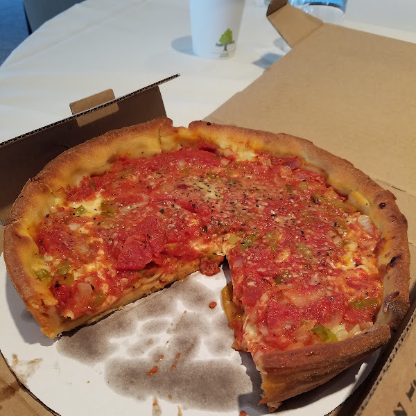 Photo from Chicago's Pizza