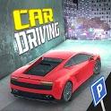 Car Driving School Modern City 2019 icon