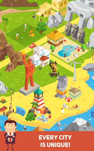 Stack Town - screenshot