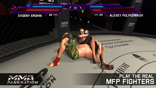 MMA Pankration 200,010 screenshots 2