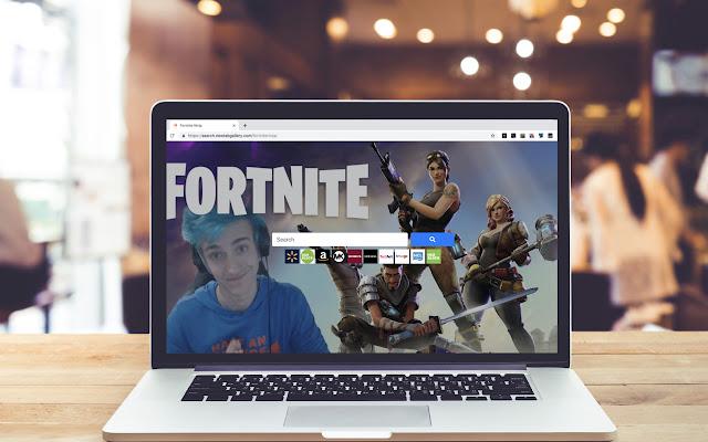 Fortnite Ninja Search