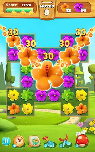 Flower Match Master 1.1.3 Mod screenshots 2