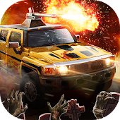 R.I.P. Rally - Run over Zombies with Cars 2018