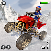 Snow Mountain ATV Quad Bike Racing Game Android APK Download Free By Abreeq Entertainment