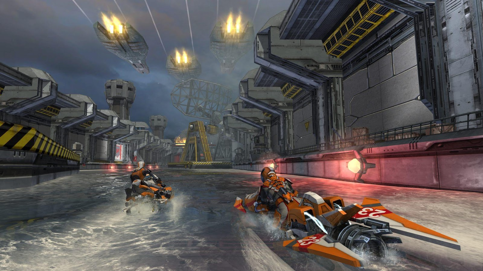 Riptide GP: Renegade- screenshot